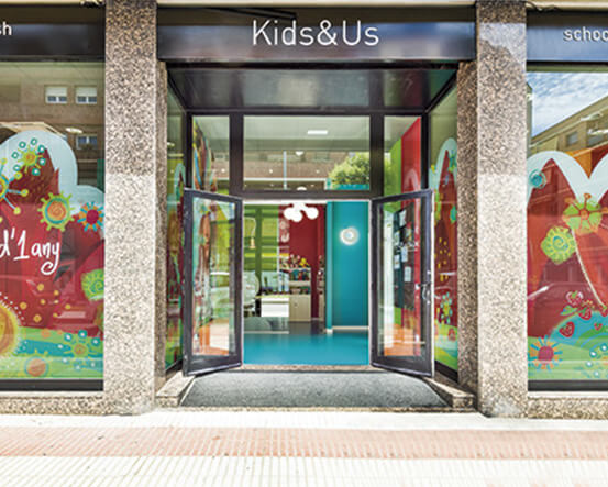Discover the Kids&Us franchise model