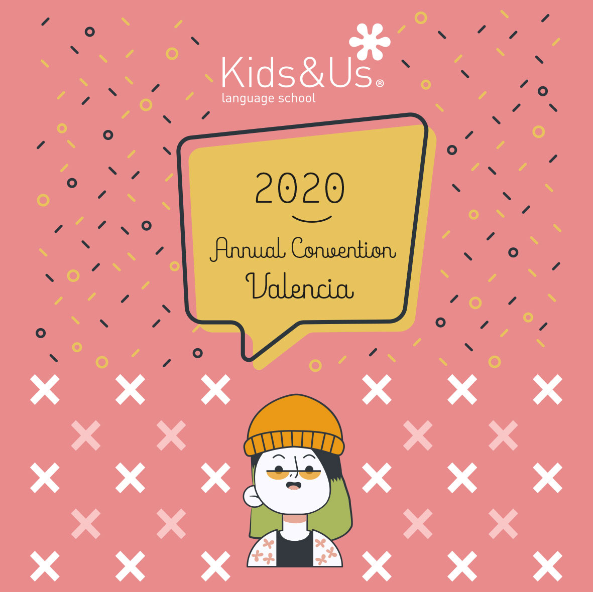 Valencia will host the next edition of the Kids&Us Annual Convention