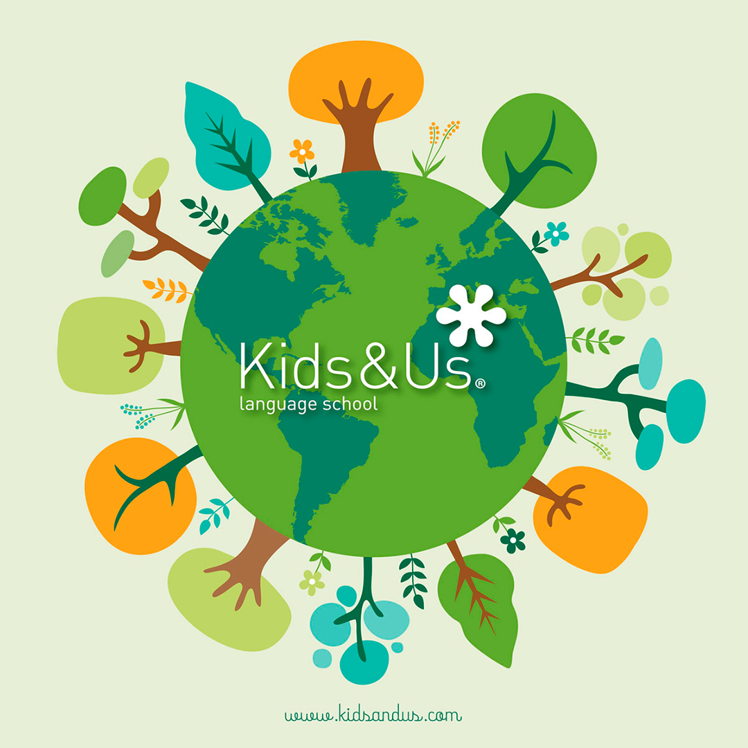 At Kids&Us we are reducing the use of plastic in our materials