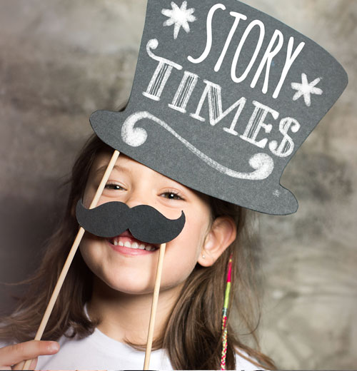 Discover Kids&Us storytimes for Kids in English