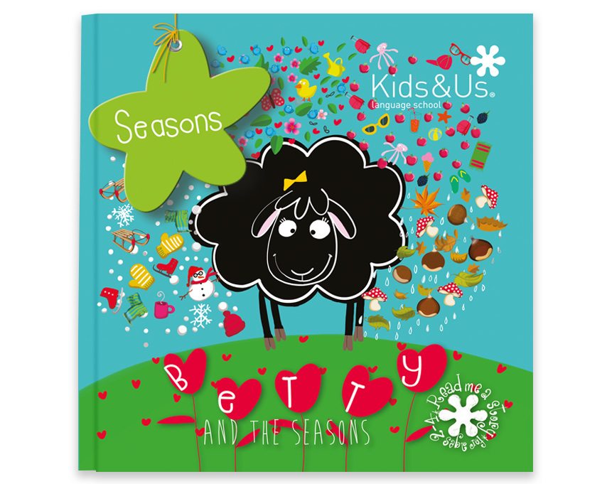 Betty Sheep and the Seasons