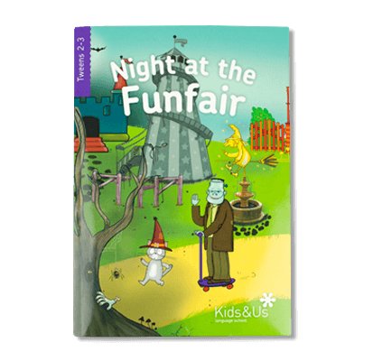 Night at the Funfair